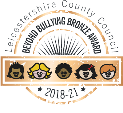 Beyond Bullying Bronze Award